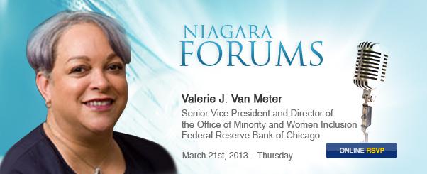 Valerie J. Van Meter, Senior Vice President, Federal Reserve Bank of Chicago