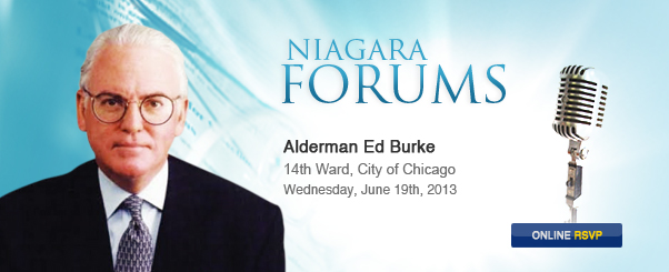 Alderman Ed Burke