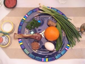 Seder-Orange