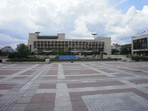 Blagoevgrad_-_American_University_2011