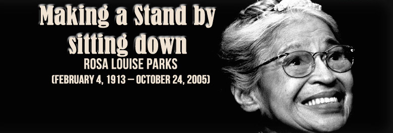 Rosa Parks facebook timeline cover banner for fb