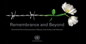 UN Holocause Remembrance Logo